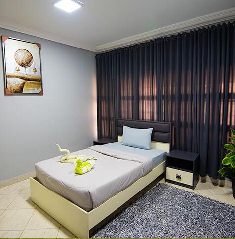 الإقامة الفندقية