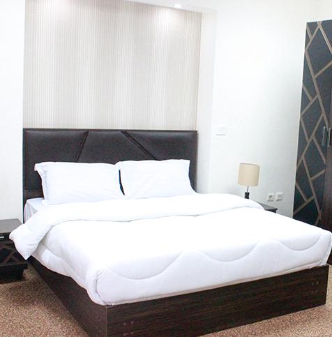الإقامة الفندقية داخل مسشتفي بيت الأمل