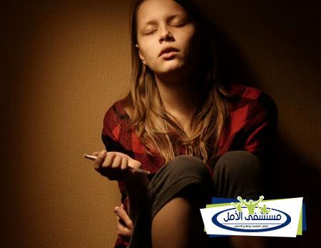 برنامج علاج إدمان الفتيات