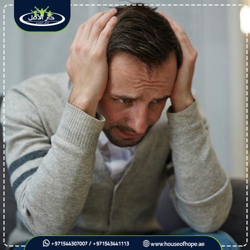 أعراض الأمراض النفسية