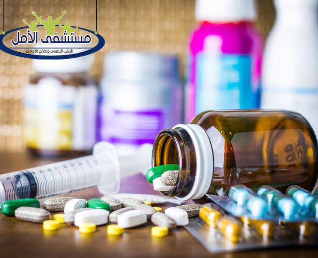 تصنيفات العقاقير المخدرة