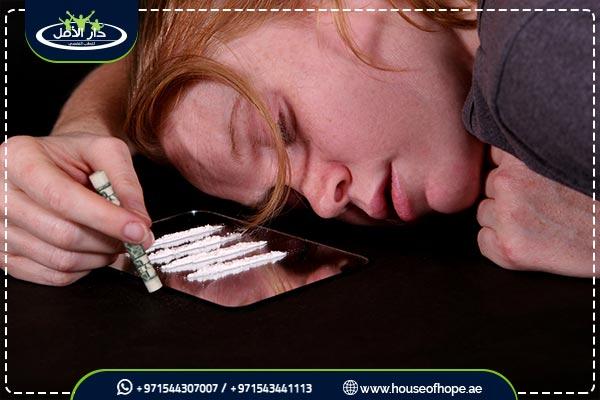 أعراض تعاطي المخدرات لأول مرة