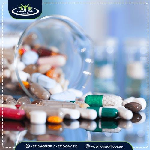 علاج ادمان المخدرات