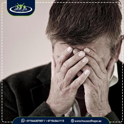 اعراض انسحاب المورفين النفسية