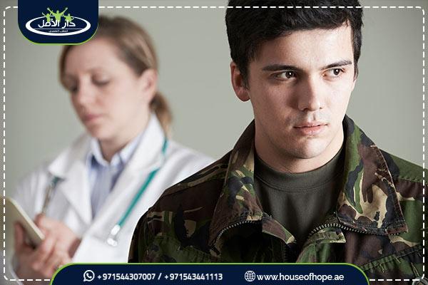تحليل المخدرات للعسكريين