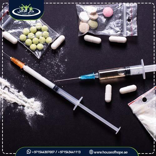 أضرار المخدرات النفسية