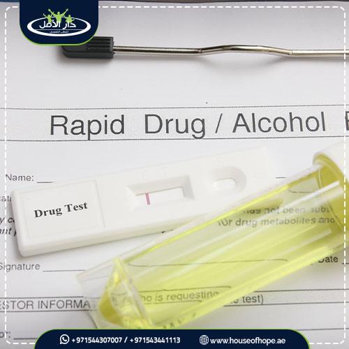 تنظيف البول من المخدرات