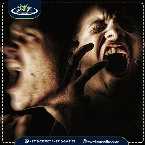أعراض الفصام الوجداني