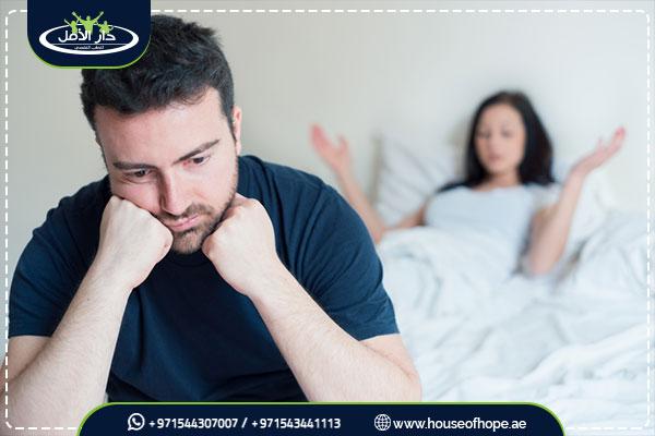 هل الاكتئاب يسبب الضعف الجنسي؟
