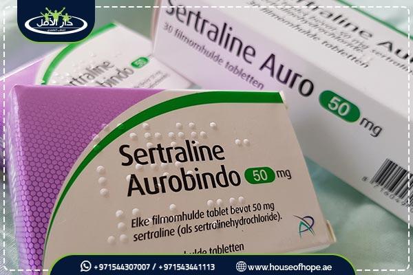 دواء سيرترالين