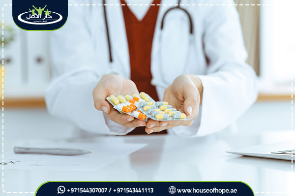 أدوية طاردة للمواد المخدرة