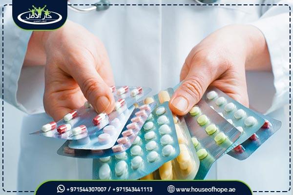 أدوية علاج ادمان الكبتاجون