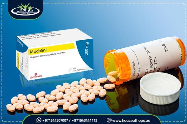 الفرق بين الأمفيتامين و مودافينيل
