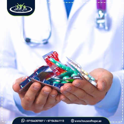 أدوية علاج الاكتئاب
