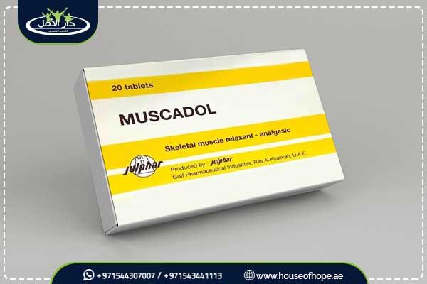 دواء مسكادول