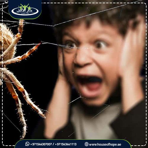 علاج فوبيا الحشرات